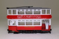 Corgi Classics 36701; Double Deck Tram, Closed Top, Closed Platform; London Transport; Highbury via Westminster