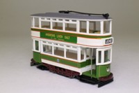 Corgi Classics 36702; Double Deck Tram, Closed Top, Closed Platform; Dundee Corporation; Lochee
