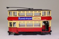 Corgi Classics CC25202; Double Deck Tram, Closed Top, Closed Platform; London Transport; 68 Greenwich CH