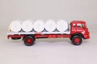 Corgi Classics CC11405; Bedford KM; 4 Wheel Flatbed, BRS Aylesford, Newspaper Roll Load