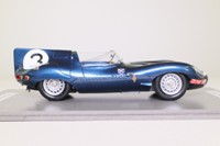 Kit Built; Jaguar D Type; 1957 24h Le Mans 1st; Bueb & Flockhart; RN3