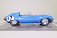 Kit Built; Jaguar D Type; 1957 24h Le Mans 3rd; Lucas & Brussin; RN17