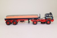 Corgi Classics CC11403; Bedford KM; Artic Flatbed, Knowles Transport, Bricks Load