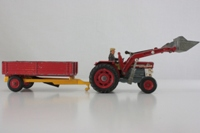 Tractor and Trailer - 1200